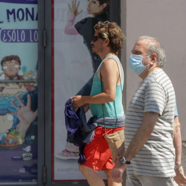 Esta es la multa que te pondrán a partir de hoy por no llevar mascarilla en Madrid