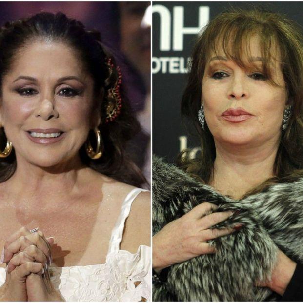 Isabel Pantoja y Massiel, dos estilos diferentes y una fecha compartida
