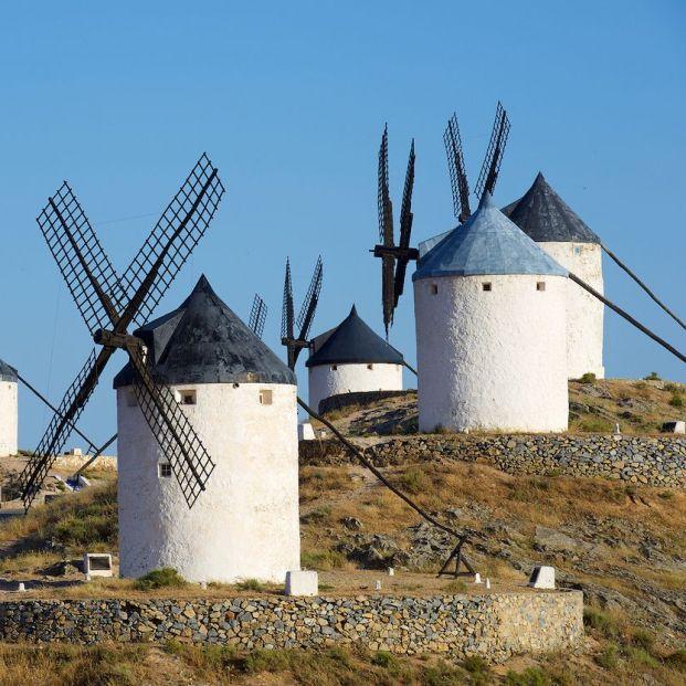 La Ruta de los Molinos de viento en Castilla-La Mancha
