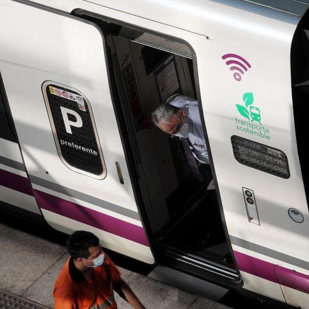 El viajero que supere los 37,5º C no podrá acceder al tren