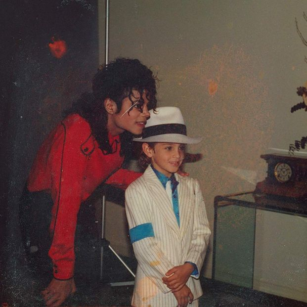 Documentales más polémicos sobre artistas famosos: Michael Jackson y Wade Robson (HBO)