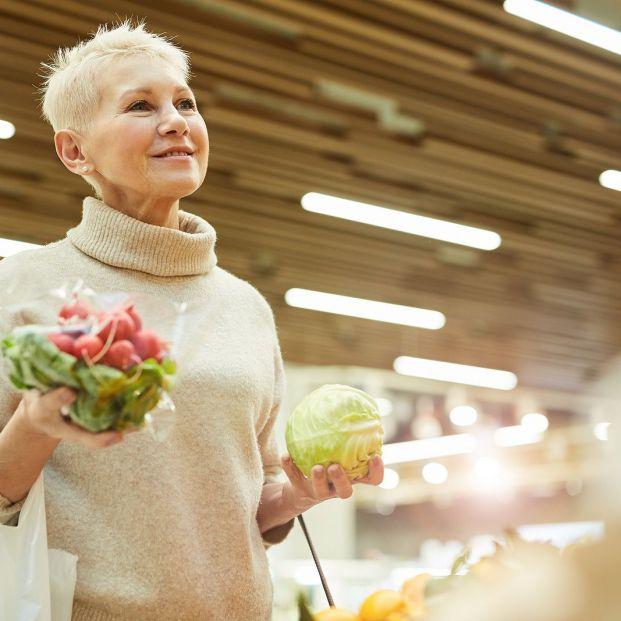 Tres nutrientes claves para mujeres de más de 50 años