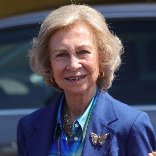 La Reina Sofía seguirá viviendo en Zarzuela tras la marcha de Juan Carlos I
