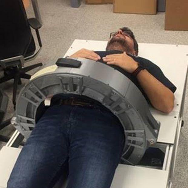 Un nuevo dispositivo mejora el diagnóstico del cáncer de próstata