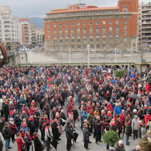 """Pensionistas vascos se reunirán con la Fiscal para denunciar """"negligencias"""" en residencias. Foto: Europa Press"""