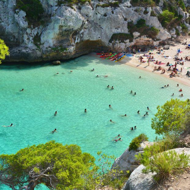 Las calas que no te puedes perder si viajas a Menorca