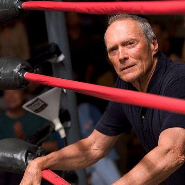 Premios Oscar 2019. Clint Eastwood en 'Million Dollar Baby' (Warner Bros.)