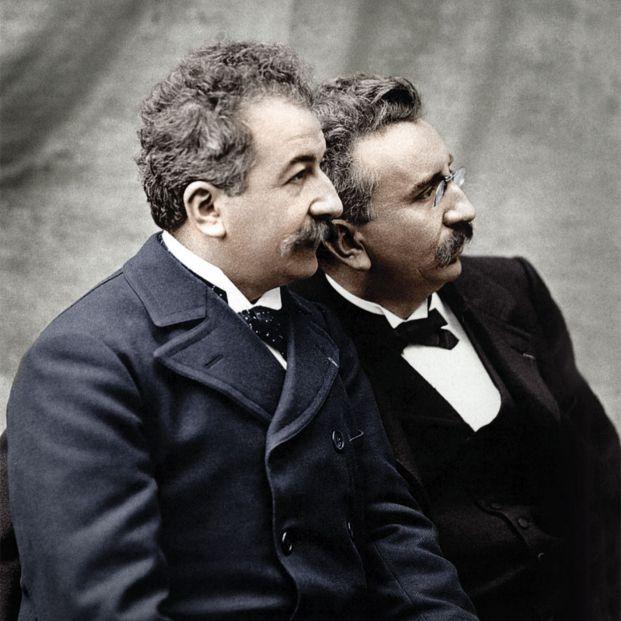 Nacimiento del cine: Hermanos Lumière
