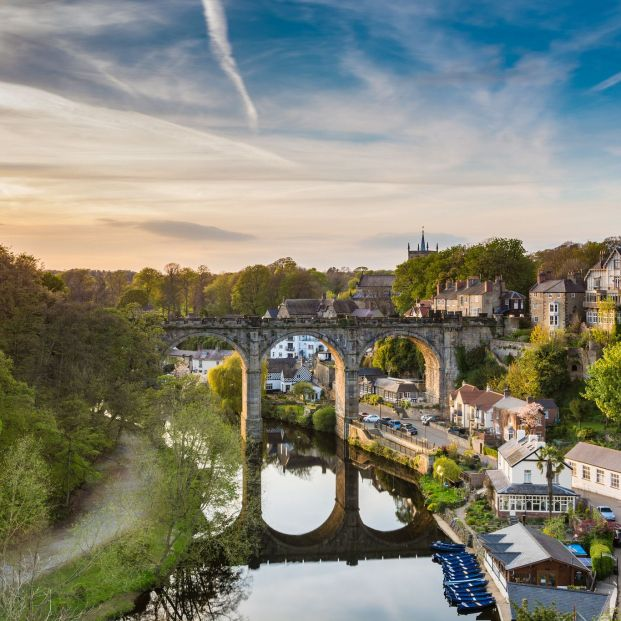 Viaducto de Knaresborough (BigStock)