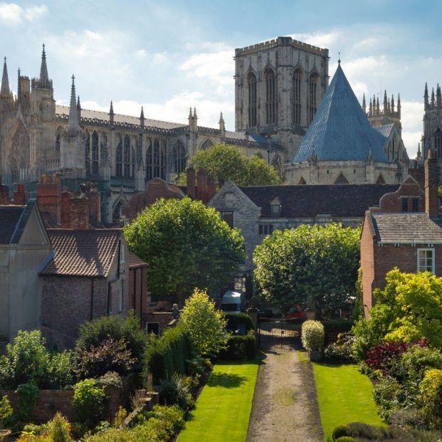 York, Yorkshire, Reino Unido (BigStock)