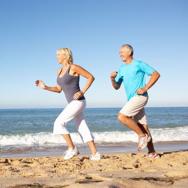 Ejercicios sencillos para runners mayores de 65 años que quieran mejorar su rendimiento