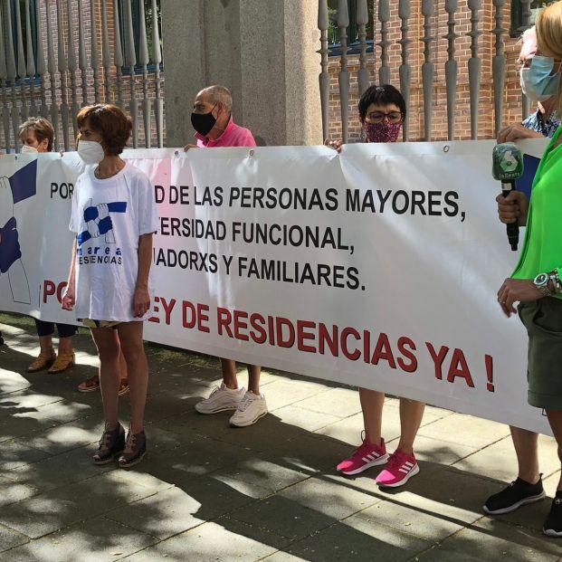 Manifestación en Madrid este miércoles 19 para exigir una ley de residencias