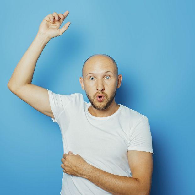 ¿Tienes hiperhidrosis o sólo sudas demasiado?