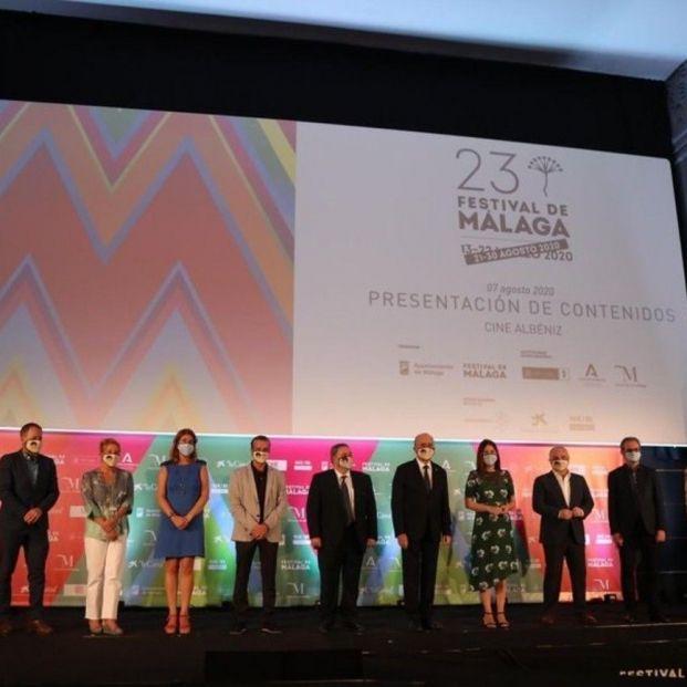 El Festival de Cine de Málaga arranca este viernes con rigurosos protocolos de seguridad