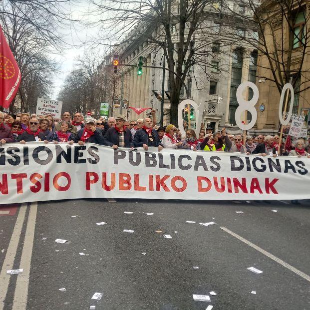 EuropaPress 3243671 manifestacion pensionistas bilbao