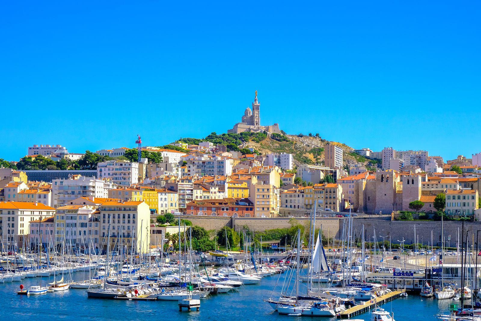 """Resultado de imagen de La ciudad de Marsella hoy"""""""