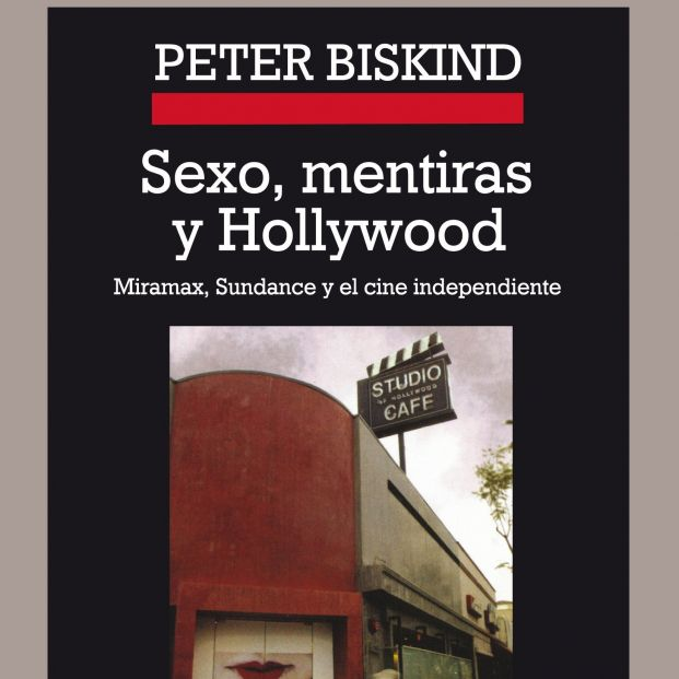Libro Sexo, mentiras y Hollywood