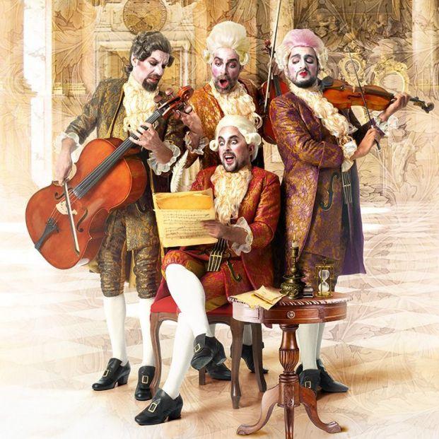 Yllana vuelve a los Teatros del Canal con 'Maestrissimo'