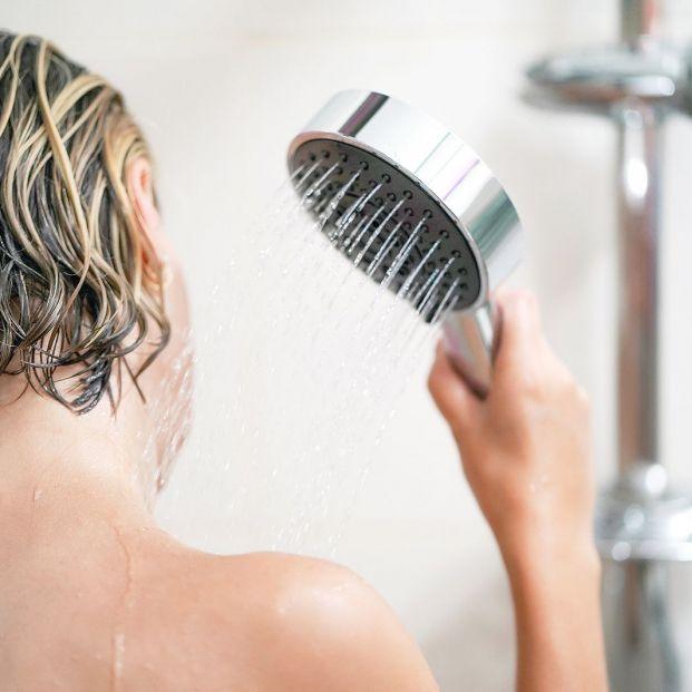 bigstock Relaxing Woman In Bathroom Hol 317584801