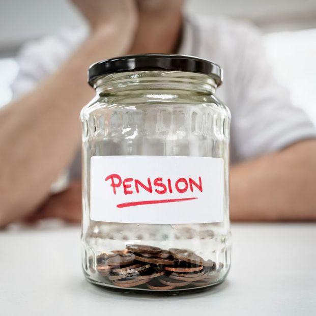 bigstock Retirement saving and pension  365734384