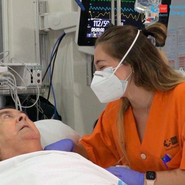 Trasladan a planta al paciente con coronavirus que más tiempo pasó en la UCI, con 158 días