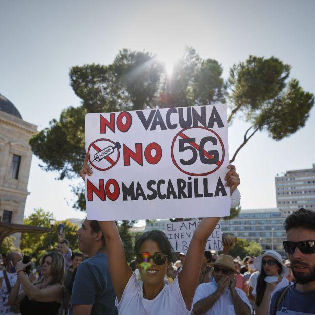 Detienen a un negacionista del coronavirus en Zaragoza por incitación al odio contra los políticos
