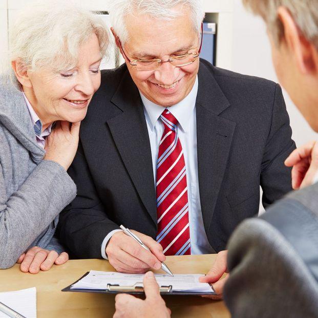 Opciones de cobro anticipado del plan de pensiones