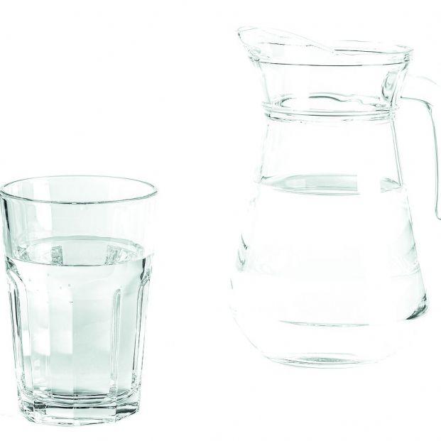 bigstock Pure Clear Water In A Glass Gl 361955104