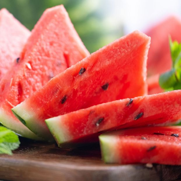 El sencillo truco de un frutero para saber si una sandía es buena