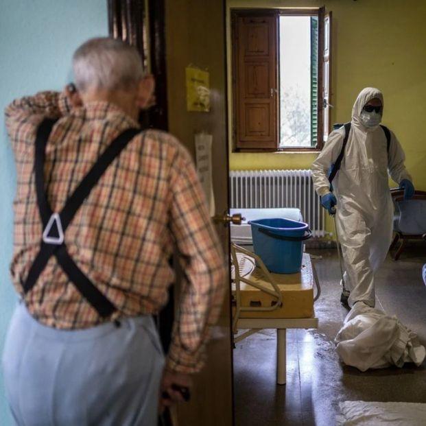 Los principales miedos de las personas mayores ante el Covid-19