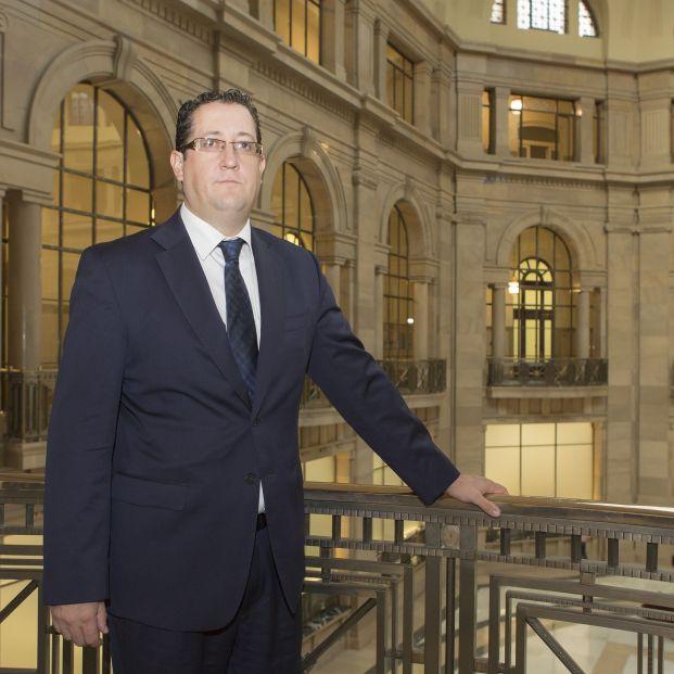 Óscar Arce, nuevo director general de Economía y Estadística del Banco de España.