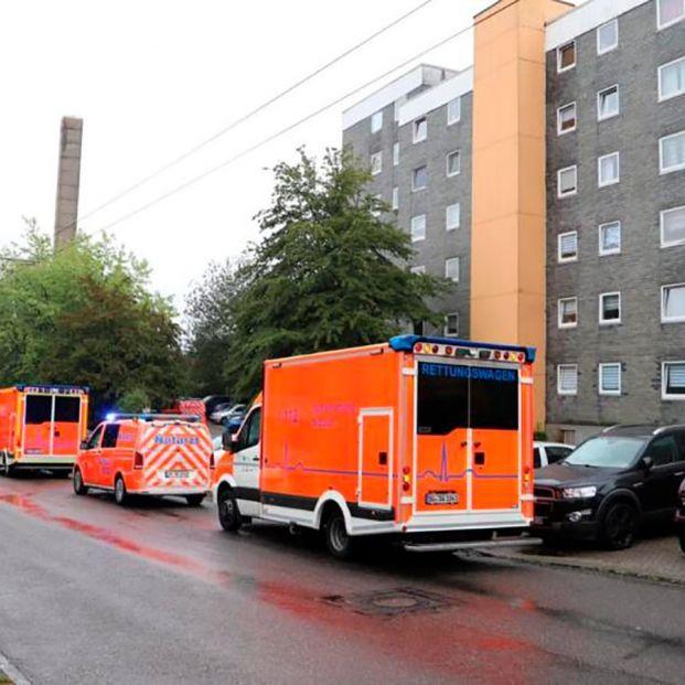 Una mujer mata a cinco de sus seis hijos en Alemania y después intenta suicidarse