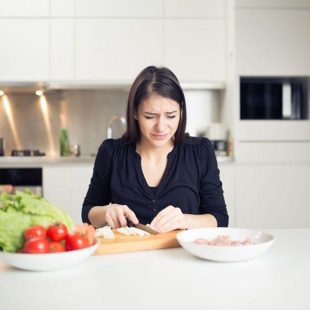 Cortar cebolla sin llorar es posible: consejos para lograrlo