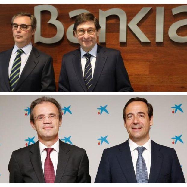 CaixaBank y Bankia: lo que se sabe de la posible fusión