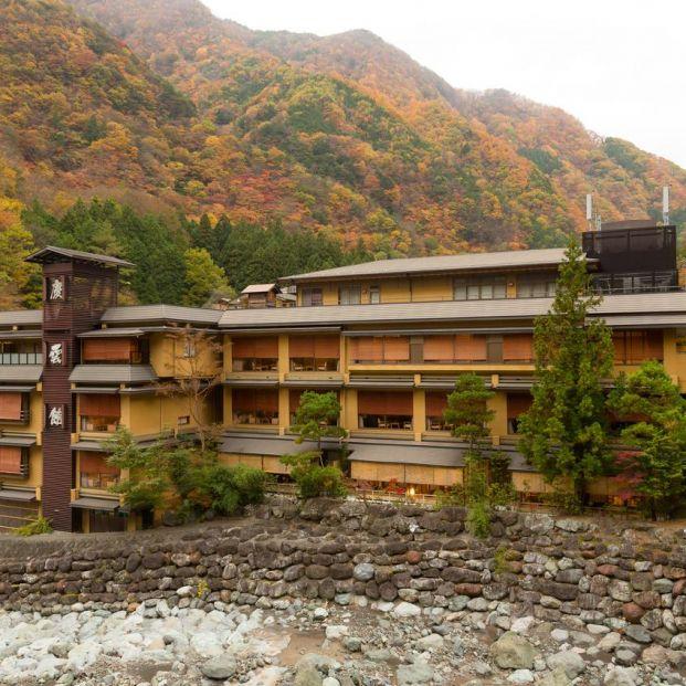 Descubre los hoteles más antiguos de cada país que siguen en funcionamiento (Foto: hotel Nishiyama Onsen Keiunkan)