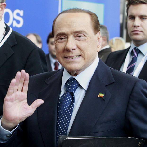 Berlusconi, ingresado de nuevo