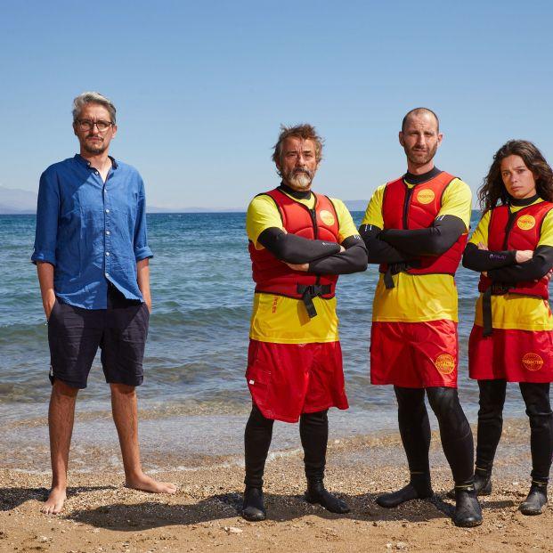 'Open Arms' se convierte en película con 'Mediterráneo'