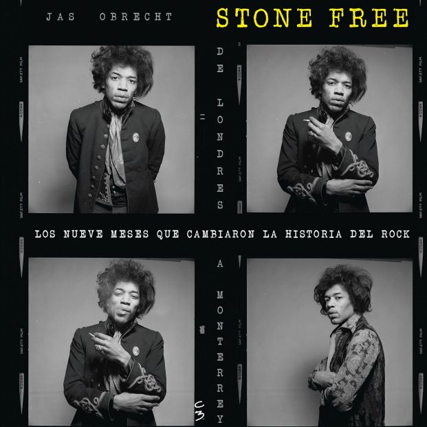 Publican la mayor biografía de Jimi Hendrix coincidiendo con el 50 aniversario de su muerte