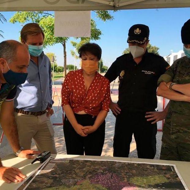 Cien militares se suman a la búsqueda de un hombre de 85 años desaparecido hace más de dos semanas