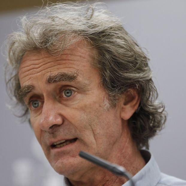 Fernando Simón, director del Centro de Coordinación de Alertas y Emergencias Sanitarias - Foto: Europa Press