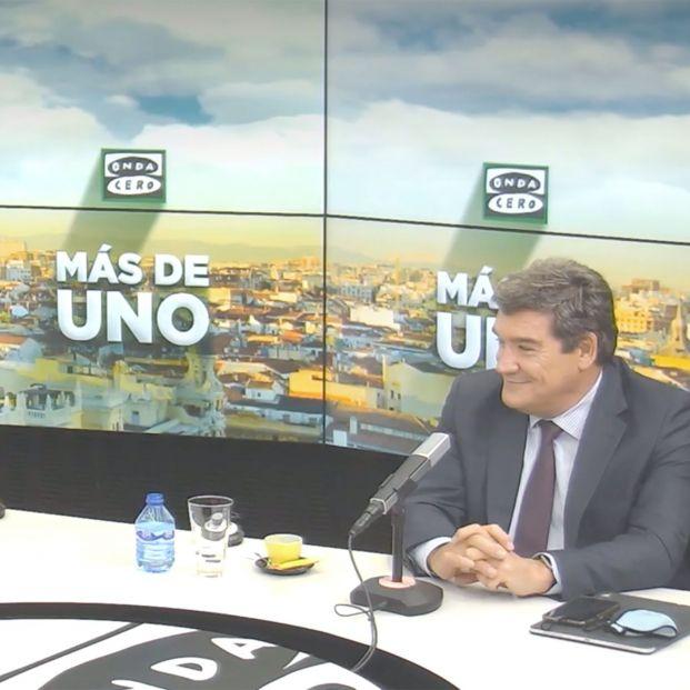 """Escrivá: """"En España hay demasiadas jubilaciones anticipadas voluntarias"""""""