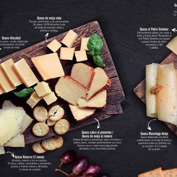 Lidl estrena 'La Quesería': 20 variedades de quesos gourmet por menos de 2,5 euros