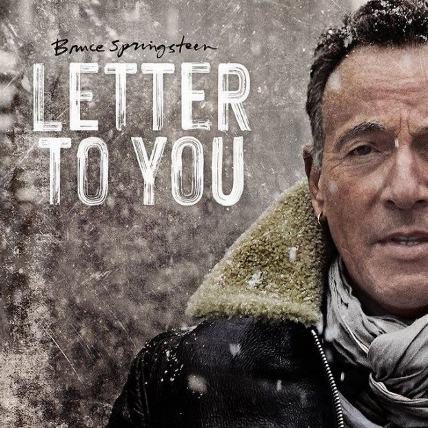 Bruce Springsteen lanza nuevo álbum: 'Letter to You'