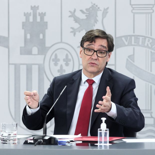 """Illa insiste en que el COVID en Madrid no está """"controlado"""" y advierte de medidas más duras"""
