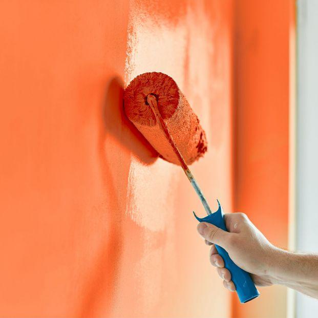 Cómo ampliar un espacio solo con pintura