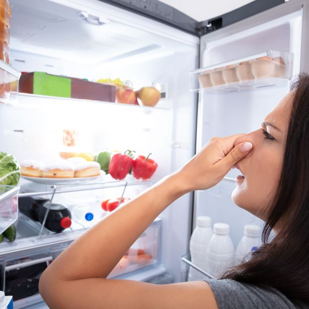 El sencillo truco de TikTok que acaba con los malos olores de tu nevera y la deja reluciente