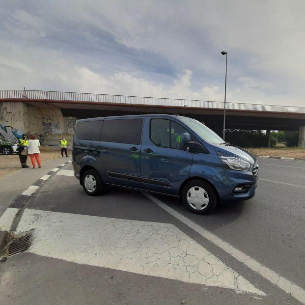 Estas furgonetas son la nueva arma de la DGT para evitar distracciones al volante