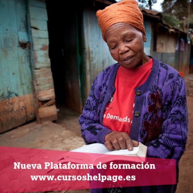 HelpAge España lanza una plataforma de formación especializada en Derechos Humanos de los Mayores