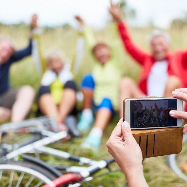 Aprender a montar en bicicleta pasados los 50