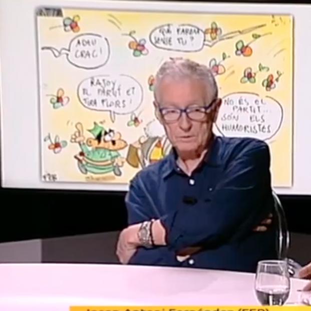 Muere Fer, uno de los grandes humoristas gráficos españoles, a los 71 años